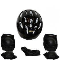 Kit De Proteção Completo 411100 Tamanho P (3-4 Anos) - Bel sport