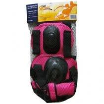Kit de Proteção Infantil para Roller ou Skate - Tam. G Bel Sports 411310