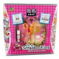 Kit de scrapbooking - album de fotos e cartões - dtc - Dtc