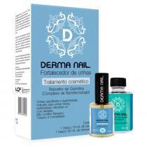 Kit Derma Nail - Fortalecedor de Unhas - Derma Nail