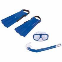 Kit Diver Infantil Azul - Nautika - Azul - Nautika