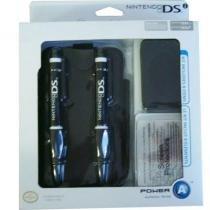 Kit Essencial Para Nintendo  Dsi Preto - Nintendo