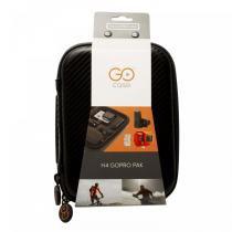 Kit Estojo Compacto Para GoPro HERO3. HERO3+ e HERO4 + Suporte 360+ Acessorios H4-pak - Gocase