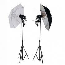 Kit Estudio Fotográfico 300w Profissional - 110v - Greika