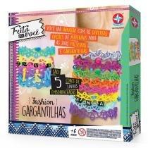 Kit Fashion Gargantilhas - Estrela - Estrela