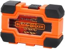 Kit Ferramentas Black&Decker 27 Peças - Flip Bit A7235-XJ com Maleta