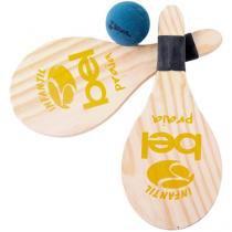 Kit Frescobol Infantil - Bel Sports Bel Fix