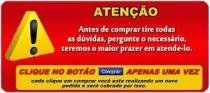 Kit Gás Regulador Aliança Manômetro + Mangueira 0,80 Cm - Fritania