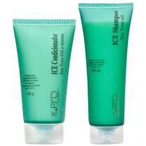 Kit Ice K.Pro Shampoo 240ml e Condicionador 150g - K.Pro
