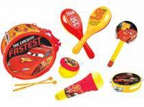 Kit instrumentos Carros Disney - Toyng 29732 -