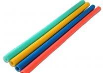 Kit Isotubo Blindado para Proteção de Haste de Cama Elástica - 6 Un. - Guadaim