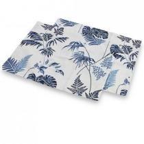 Kit Jogo Americano 2 peças Panamá Tropical - Naturalle Fashion -