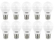 Kit Lâmpadas LED 10 Unidades 4,5W 6500K Taschibra Tkl 450