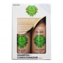 Kit Macadâmia Oil Premium Shampoo 250ml + Condicionador 250ml - Inoar -