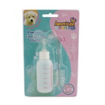 Kit Mamadeira Especial para Filhotes, 50 ml - 47PET - American Pets