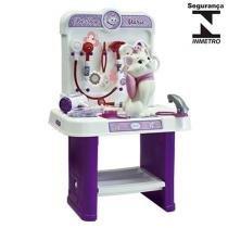 Kit Médico Veterinário Pet Shop Marie Rosita 9678 - Rosita