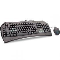 Kit Megantereon Teclado e Mouse Gamer Preto 621705 - Dazz - Dazz