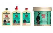 Kit Meu Cacho Minha Vida Shampoo,Condicionador,Máscara e Creme de Pentear Lola Cosmetics - Lola Cosmetics