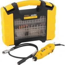 Kit micro retífica com 452 acessórios - ARV453 - Vonder (220V) - Vonder