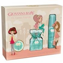 Kit Miniatura Giovanna Baby Sweet + Lip Balm Candy - GEOVANNA BABY