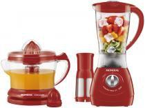 Kit Mondial com Liquidificador  - Espremedor de Frutas