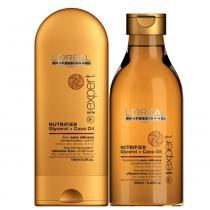 Kit Nutrifier LOréal Professionnel Shampoo 250ml e Condicionador 150ml - Loreal