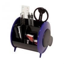 Kit Organizador de Mesa Office - 9 Peças - Yes