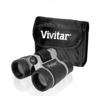 Kit Par De Binóculos Vivitar Um Com 8x50 E Outro Com 4x30 - VIV-VS-843 -