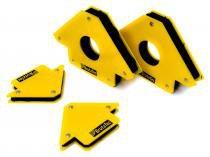 Kit Par de Esquadro Magnético Para Solda 12kg / 35kg BRUTATEC -