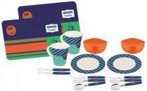 Kit para Café da Manhã 16 Peças Breakfast Tramontina 29899041 -