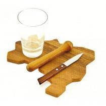 Kit para caipirinha com 4 peças - Tramontina