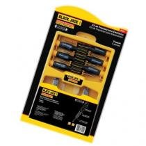 Kit para Eletrônica 9 Peças - Black Jack / Versa