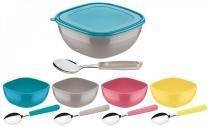 Kit Para Sobremesa 10 Peças Mixcolor Tramontina 25099941 -