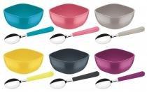 Kit Para Sobremesa 12 Peças Mixcolor Tramontina 25099943 -