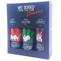 Kit pimenta mix pepper classics - Yaay