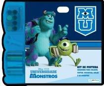 Kit Pintura Monstros University - Multikids