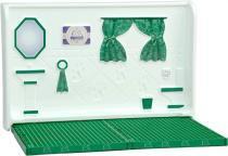 Kit Pipidollys Sanitário Luxo para Cães Fêmeas - Verde -