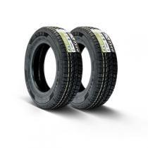 Kit Pneu Aro 13 - 165/70R13 Remold Tyre Eco 2 Peças - Gs tyre