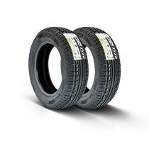 Kit Pneu Aro 15 - 185/60R15 Remold Tyre Eco 2 Peças - Gs tyre