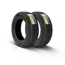 Kit Pneu Aro 15 - 205/60R15 Remold Tyre Eco 2 Peças - Gs tyre