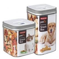 Kit Potes Snack Box - Petlife Curver - CURVER