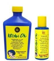 Kit Pracaxi Lola Cosmetics Shampoo 250ml e Óleo de Argan 60ml - Lola Cosmetics