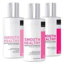 Kit Progressiva Sem Formol Arginina Smooth Healthy 300ml - Nuv  ruche