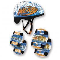 Kit Proteção Nerf P/ Skate Roller Bicicleta Conthey 32615 - Conthey