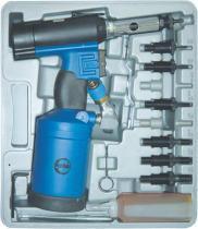 Kit rebitador hidro-pneumático rosca m4 m5 m6 m8 m10 m12 - Puma
