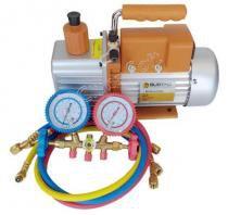 Kit Refrigeração Bomba De Vácuo 6 Cfm + Manifold Vulcan para R-22/ R-1234a/ R-12/ R-404 VLCT-636G - Suryha e vulkan