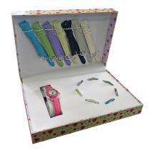 Kit Relógio Model 7 - Shiny girls