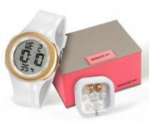Kit Relógio Speedo Feminino Digital 80587L0EVNP1K1 com Fone de Ouvido -