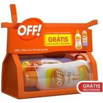Kit Repelente Off Family e Kids - com Nécessaire