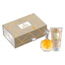 Kit Royal Marina Diamond EDP 100ml + Body Lotion 150ml Marina de Bourbon - Marina de Bourbon